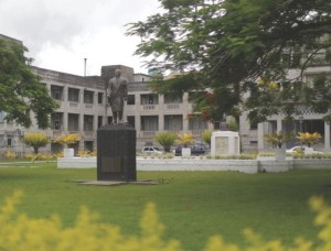 Government Buildings,Suva