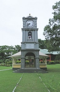 Thurston clock tower