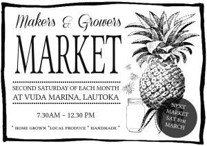 Vuda MAKERS & GROWERS MARKET