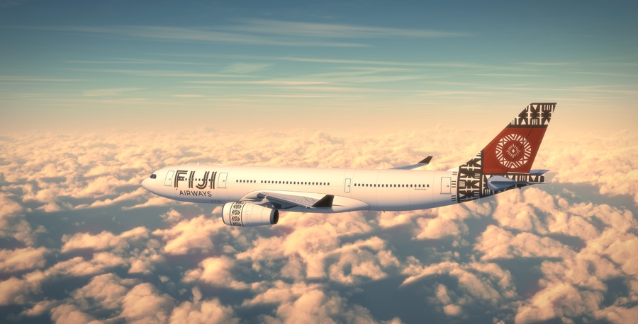 Flying under a new name and with a new brandmark, the new A330s represent the first aircraft designed exclusively for Fiji and Fiji's national airline.