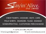 Stayin' Alive (Fiji) Ltd