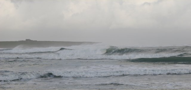 Strong Swell