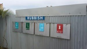 Recycling Centre, Port Denarau Marina