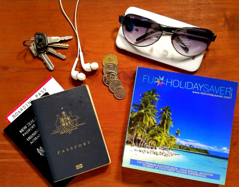 Fiji Holiday Saver - Published by Wild Blue