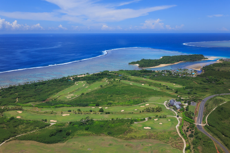 Golf at Plantation Island Resort