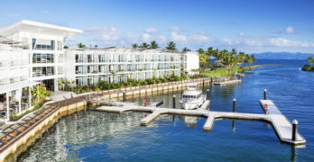The Pearl Resort Marina
