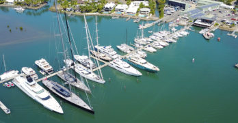 Record Number of Yacht Arrivals in 2017